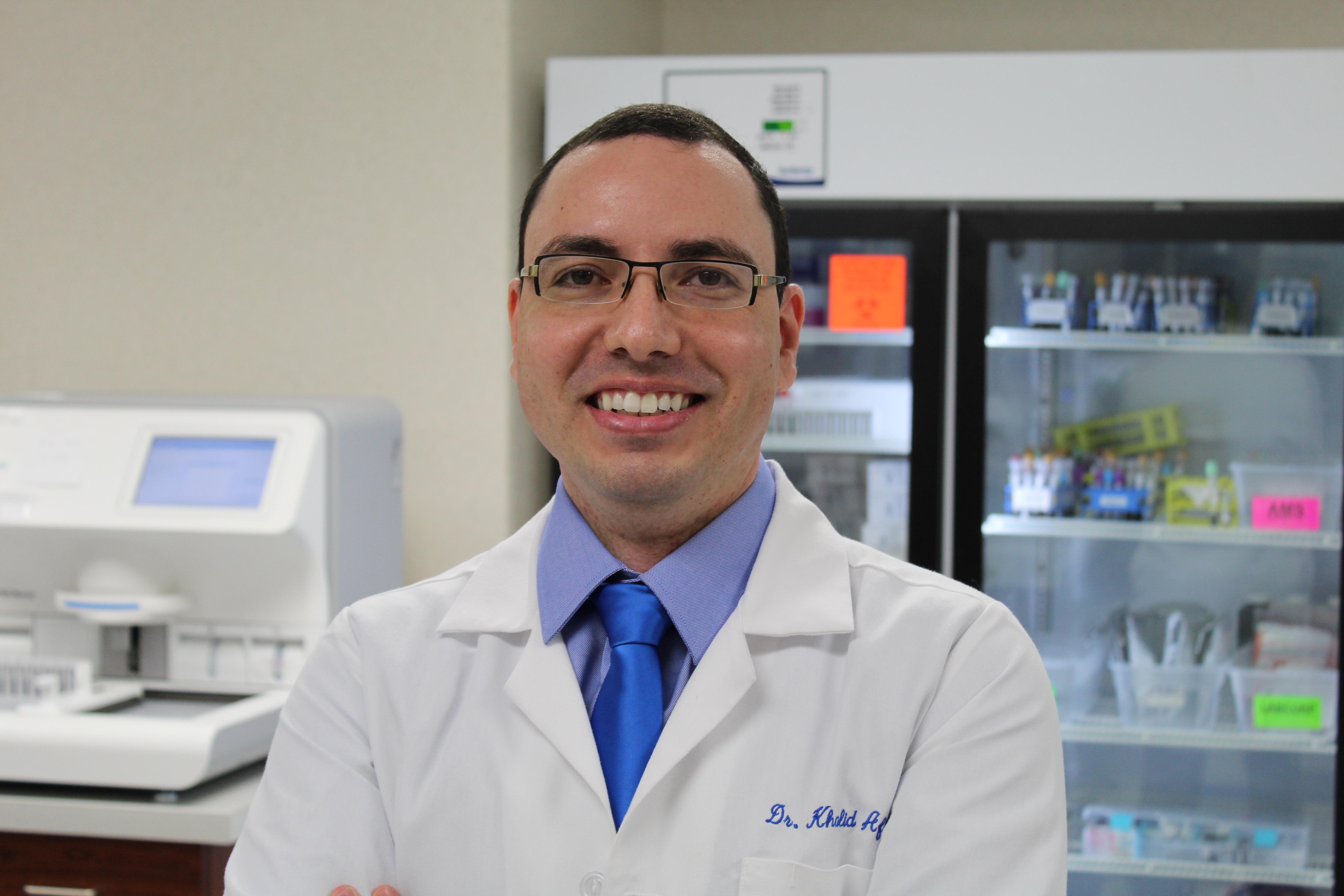 Dr. Khalid Afaneh M.D.
